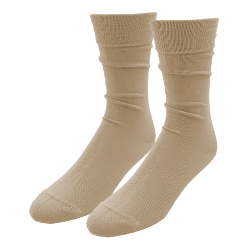 Beige Sokker for Mens - E.L. Cravatte  (1)